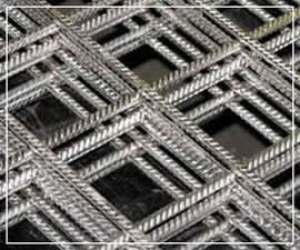 Steel Bar Welded Mesh Reinforcement Types Features